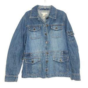 Liz Claiborne Denim Jacket